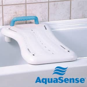 AquaSense Bath Transfer Board with Handles