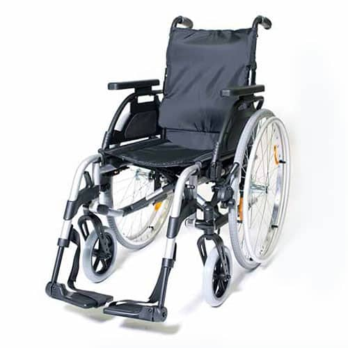 Breezy Basix2 Lightweight Manual Wheelchair
