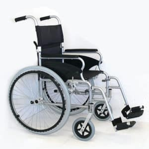 Crystal Lightweight Aluminium Manual Wheelchair