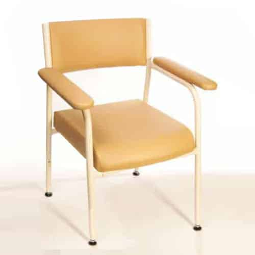 Low Back Support Chair