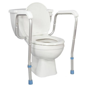 AquaSense Fixed Toilet Frame