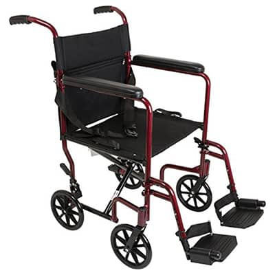Ultra Lightweight Transite Wheelchair