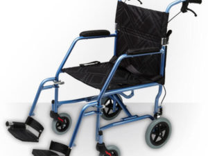 Omega LA1 Lightweight Transit Wheelchair