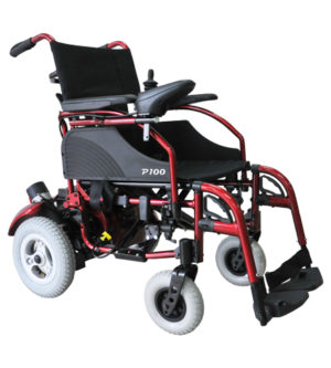 P100 Power and Manual Wheelchair