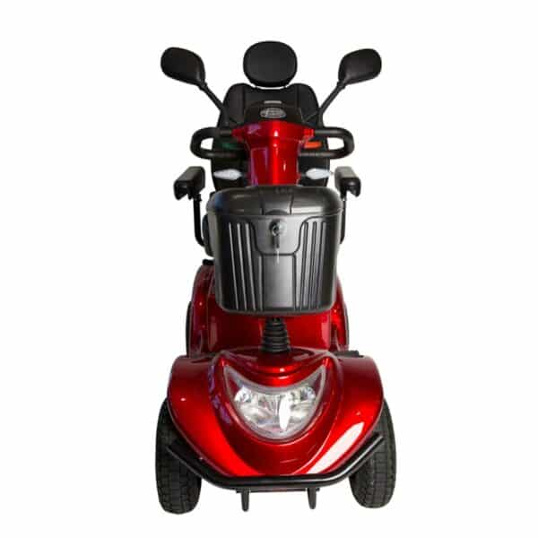 Red Freedom Scooter Front