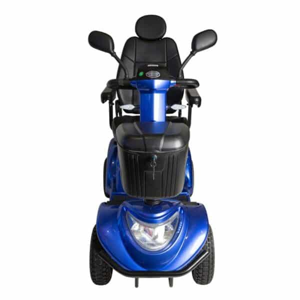 Blue Freedom Scooter Front