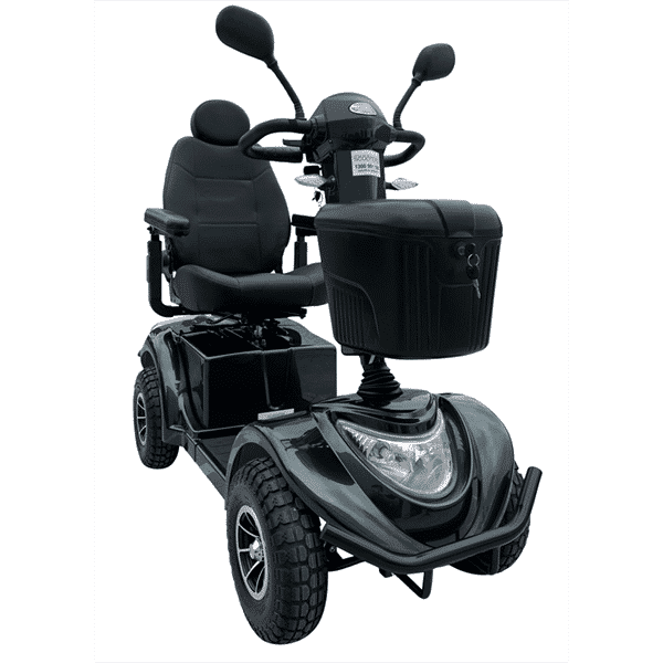 Freedom Gladiator Mobility Scooter British Racing Green