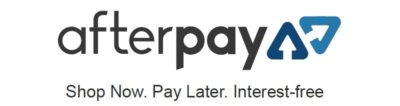 AfterPay available in store and online