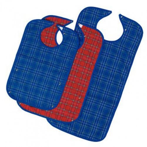 Homecraft Everyday Bib Color and Sizes