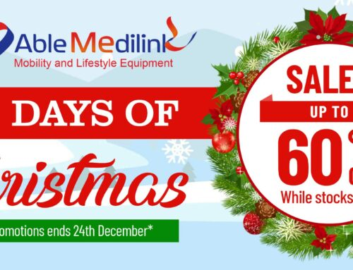 12 Days of Christmas Sales Up to 60% off