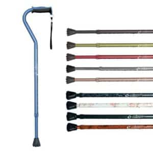 Airgo – Offset Handle Walking stick