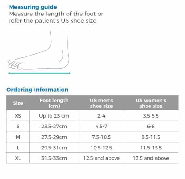 OrthoStep Measuring Guide