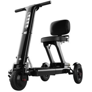 Relync R1 Lightweight Folding Mobility Scooter