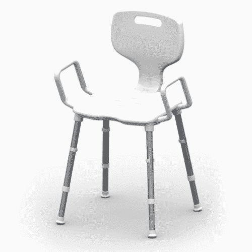Space Saver Shower Chair