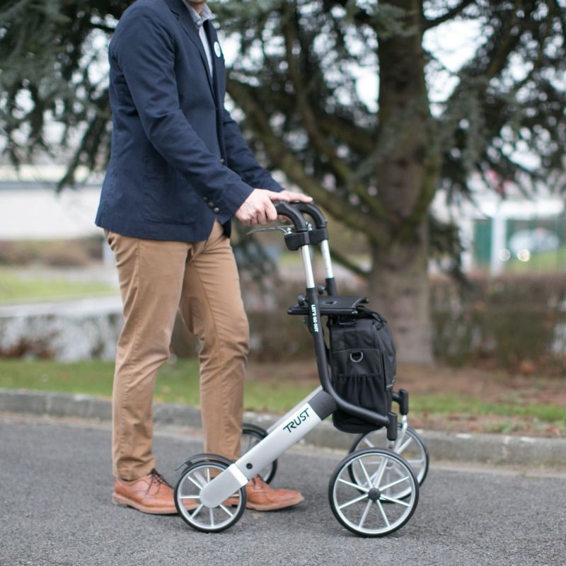 TrustCare Outdoor Walker