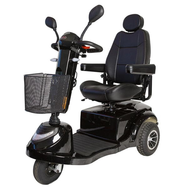 Black Freedom Lunar Grand Mobility Scooter