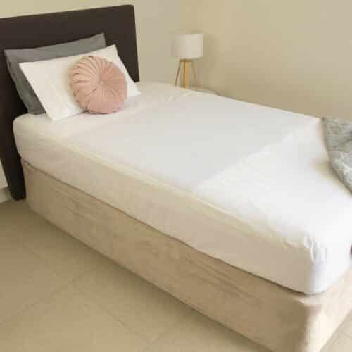 Conni Fitted Bed Pad Single