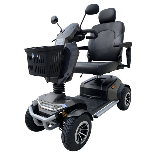 Freedom Voyager Mobility Scooter Black